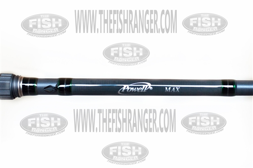 Powell max casting rods hook setting power powell rod for Powell fishing rods